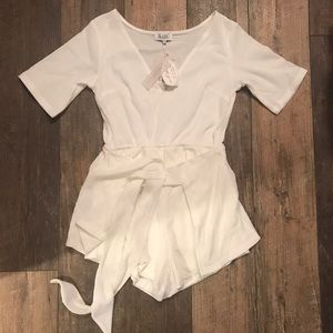 Sabo skirt play suit